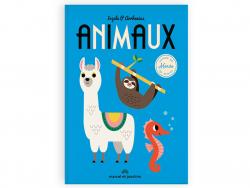Acheter Livre Animaux autour du monde - Ingela P Arrhenius - 22,00€ en ligne sur La Petite Epicerie - Loisirs créatifs