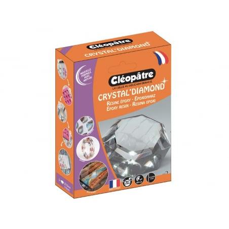 """Acheter Résine d'inclusion """"Crystal'Diamond"""" 360 mL - transparent - 19,59€ en ligne sur La Petite Epicerie - Loisirs créatifs"""
