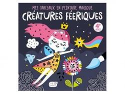 Acheter Mes tableaux en peinture magique - Créatures féériques - 6,95€ en ligne sur La Petite Epicerie - Loisirs créatifs