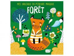 Acheter Mes tableaux en peinture magique - La forêt - 6,95€ en ligne sur La Petite Epicerie - Loisirs créatifs