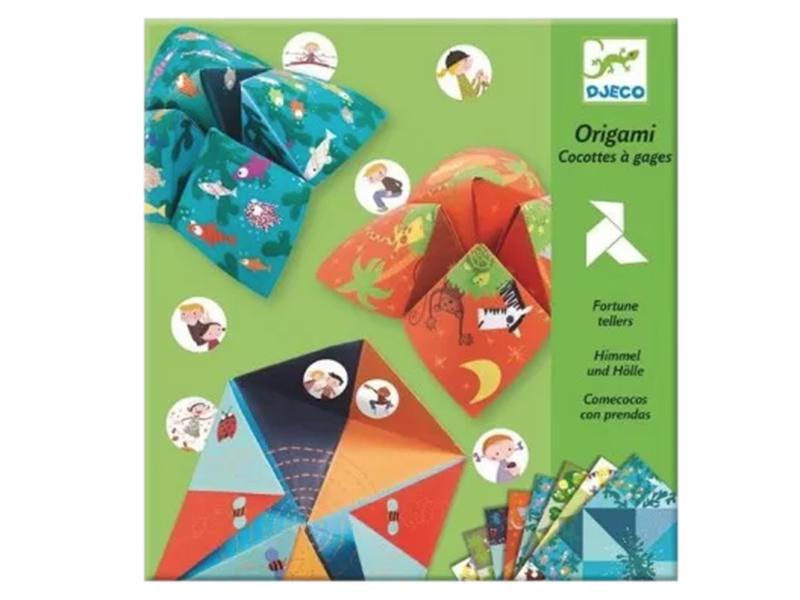 Acheter Origami - Cocottes à gages - 4,90€ en ligne sur La Petite Epicerie - Loisirs créatifs
