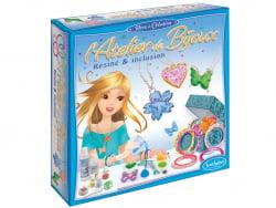 Acheter L'atelier de bijoux - Résine et inclusion - 29,99€ en ligne sur La Petite Epicerie - Loisirs créatifs