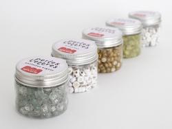 Acheter Pot perles lettres – Or - 5,99€ en ligne sur La Petite Epicerie - Loisirs créatifs