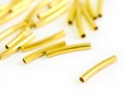 Acheter Tube en métal 15 x 2 mm - doré - 0,39€ en ligne sur La Petite Epicerie - Loisirs créatifs
