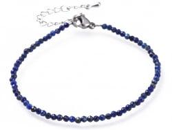 Acheter Bracelet fin en lapis lazuli - 6,99€ en ligne sur La Petite Epicerie - Loisirs créatifs