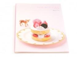 Livre de tutoriel de fimo et DVD - Japonais - Desserts