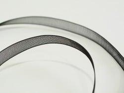 Acheter 1 m de ruban organza 6 mm - noir - 0,39€ en ligne sur La Petite Epicerie - 100% Loisirs créatifs