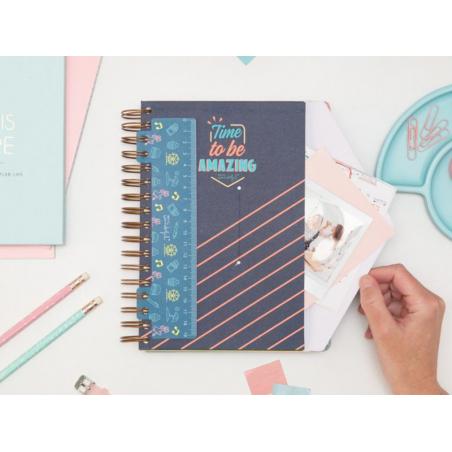 """Acheter Agenda journalier 2021-2022 - """"toutes les belles choses qui m'attendent"""" Mr Wonderful - 22,99€ en ligne sur La Petit..."""
