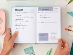 """Acheter Agenda journalier 2021-2022 - """"Rêve et tu verras"""" - Petit format - Mr Wonderful - 18,99€ en ligne sur La Petite Epic..."""