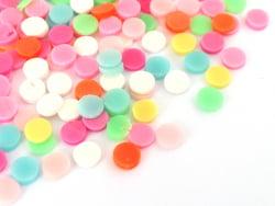 Acheter Confettis ronds en pâte polymère - couleurs pastel - 10 grammes - 1,99€ en ligne sur La Petite Epicerie - Loisirs cr...