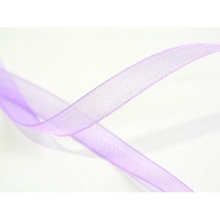 Acheter 1 m de ruban organza 6 mm - violet pastel - 0,39€ en ligne sur La Petite Epicerie - 100% Loisirs créatifs