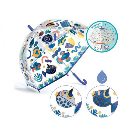 Acheter Parapluies poissons pour enfant - Magique - 12,49€ en ligne sur La Petite Epicerie - Loisirs créatifs