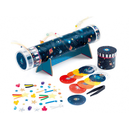 Acheter Coffret DIY - Kaléidoscope à créer - Immersion spatiale - 13,99€ en ligne sur La Petite Epicerie - Loisirs créatifs