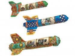 Acheter Coffret DIY -3 ballons en forme d'avions à colorier - Dans le ciel - 9,99€ en ligne sur La Petite Epicerie - Loisirs...