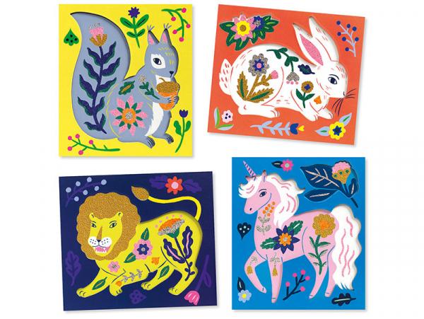 Acheter Coffret collage de microbilles - Artistic Beads - Toisons de fleurs - 10,99€ en ligne sur La Petite Epicerie - Loisi...