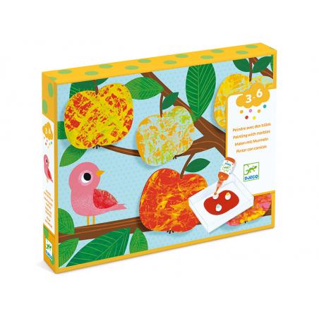Acheter Coffret de peinture des petits - Nature multicolore - 21,99€ en ligne sur La Petite Epicerie - Loisirs créatifs