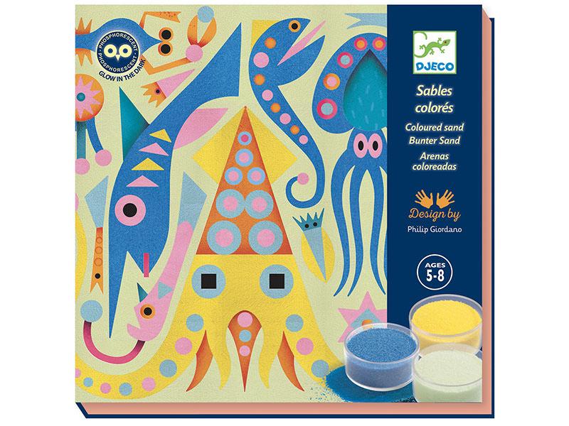 Acheter Coffret sables colorés - Sea lights - 19,99€ en ligne sur La Petite Epicerie - Loisirs créatifs