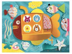 Acheter Coffret collages des petits - Mousse mousse - 15,19€ en ligne sur La Petite Epicerie - Loisirs créatifs