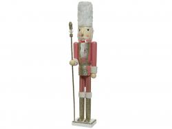 Acheter Casse noisette géant - chapeau blanc à fourrure - 89 cm - 89,99€ en ligne sur La Petite Epicerie - Loisirs créatifs