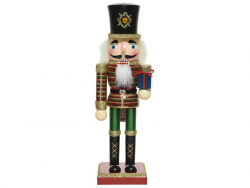 Acheter Casse noisette en bois - chapeau haut - 50 cm - 34,99€ en ligne sur La Petite Epicerie - Loisirs créatifs