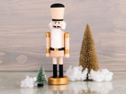 Acheter Casse-noisette en bois naturel à peindre - 13 cm - 2,99€ en ligne sur La Petite Epicerie - Loisirs créatifs