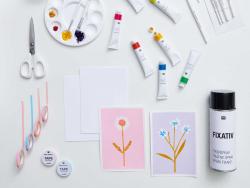 Acheter Lot de 6 tubes de 12 ml de gouache fine pour artistes - 4,99€ en ligne sur La Petite Epicerie - Loisirs créatifs