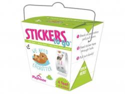 Acheter Stickers to go animaux du zoo - Paper House - 3,19€ en ligne sur La Petite Epicerie - Loisirs créatifs