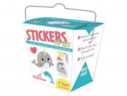 Acheter Stickers to go animaux marins - Paper House - 3,19€ en ligne sur La Petite Epicerie - Loisirs créatifs