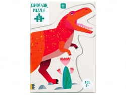 Acheter Puzzle en forme de Tyrannosaure Rex - 52 Pièces - 11,99€ en ligne sur La Petite Epicerie - Loisirs créatifs