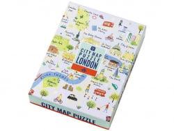 Acheter Puzzle plan de Londres illustré - 250 pièces - 14,99€ en ligne sur La Petite Epicerie - Loisirs créatifs