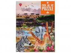 Acheter Puzzle Safari - pick me up - 1000 Pieces - 26,99€ en ligne sur La Petite Epicerie - Loisirs créatifs