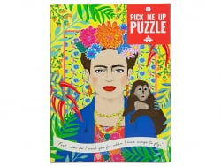 Acheter Puzzle Frida Kahlo - pick me up - 1000 Pieces - 26,99€ en ligne sur La Petite Epicerie - Loisirs créatifs