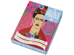 Acheter Puzzle Frida Kahlo - pick me up - 500 pieces - 23,49€ en ligne sur La Petite Epicerie - Loisirs créatifs
