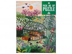 Acheter Puzzle serre de jardin- pick me up - 1000 Pieces - 26,99€ en ligne sur La Petite Epicerie - Loisirs créatifs