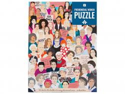 Acheter Puzzle femmes inoniques - phenomenal women - 1000 Pieces - 26,99€ en ligne sur La Petite Epicerie - Loisirs créatifs
