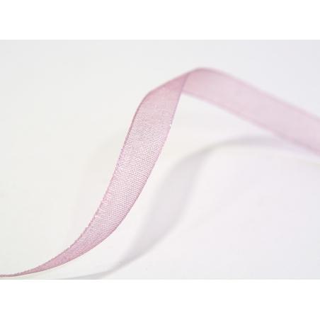 Acheter 1 m de ruban organza 6 mm - vieux rose - 0,39€ en ligne sur La Petite Epicerie - 100% Loisirs créatifs