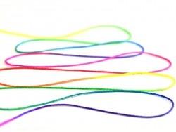 Acheter Bobine de fil nylon dégradé fluo 1 mm - 180 m - 5,99€ en ligne sur La Petite Epicerie - Loisirs créatifs