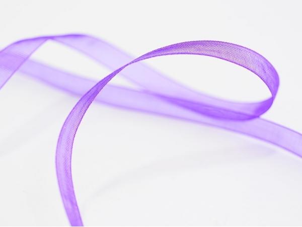 Acheter 1 m de ruban organza 6 mm - prune - 0,39€ en ligne sur La Petite Epicerie - Loisirs créatifs