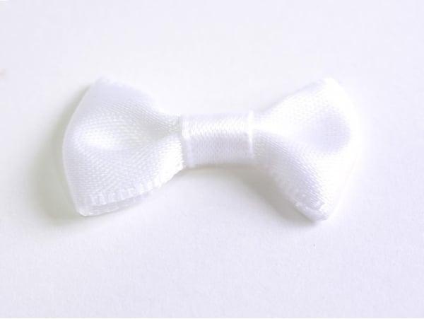 Acheter Noeud blanc - 3 cm - 0,39€ en ligne sur La Petite Epicerie - Loisirs créatifs