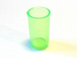 Mini Drinking Glass - green