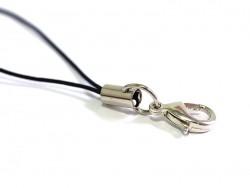 5 straps porte-clés - Noir