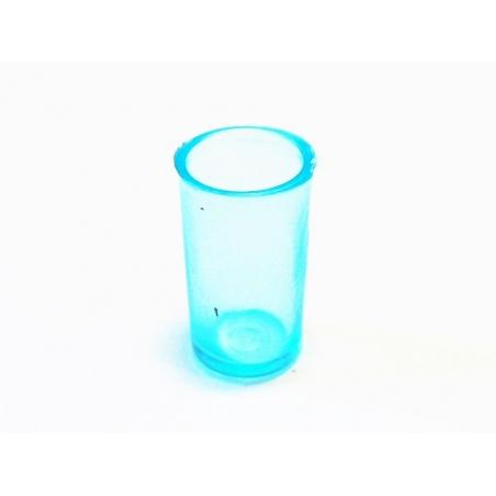 Mini Verre Soda - BLEU