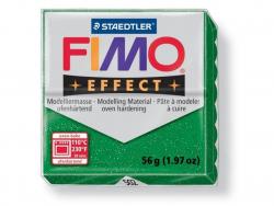 Fimo - glitter grün Nr. 502