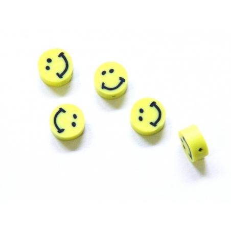 Acheter 20 perles sourire - 1,99€ en ligne sur La Petite Epicerie - Loisirs créatifs