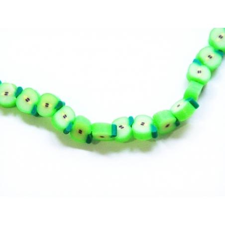 Acheter 20 perles pommes vertes - en pâte fimo - modelage - 1,99€ en ligne sur La Petite Epicerie - 100% Loisirs créatifs