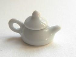 Acheter Théière miniature en céramique - 3,52€ en ligne sur La Petite Epicerie - Loisirs créatifs