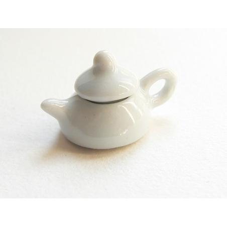 Théière miniature en céramique  - 2