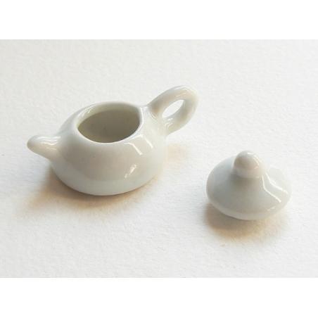 Théière miniature en céramique  - 3
