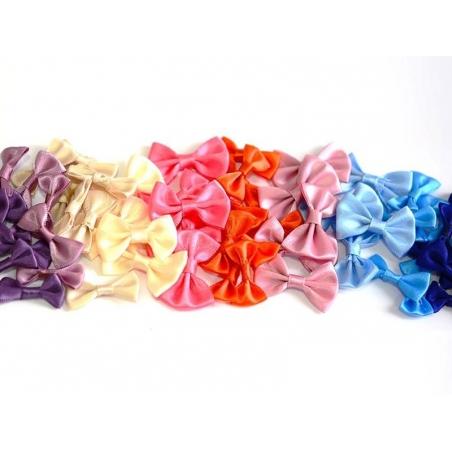 Acheter Noeud mauve pâle à pois - 3 cm - 0,39€ en ligne sur La Petite Epicerie - 100% Loisirs créatifs
