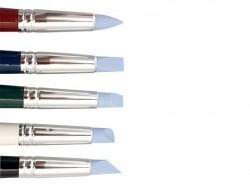 5 Silikonpinsel - Kleinformat
